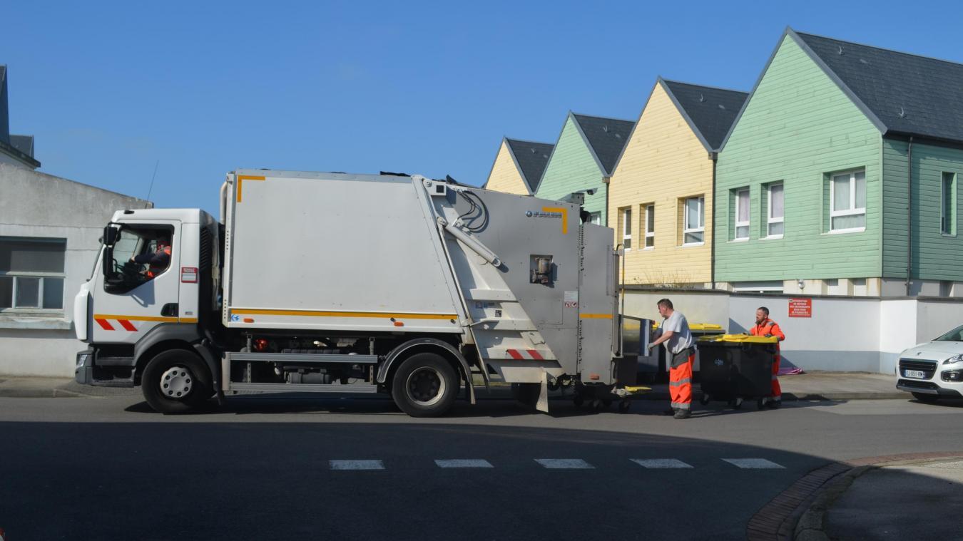 La collecte des déchets est maintenue dans la communauté d'agglomération des 2 baies en Montreuillois selon le calendrier habituel.