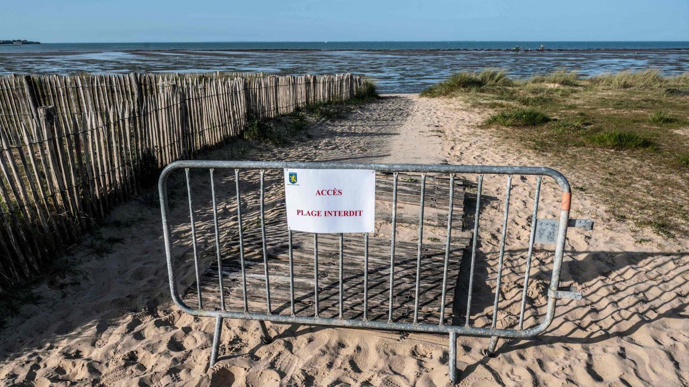 Les autorités regrettent « d'avoir observé que sur les plages il y avait parfois des rassemblements, parfois des occupations pendant de longues heures. »