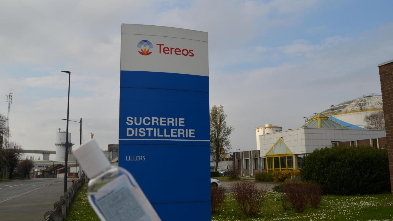 L'usine de Lillers va fabriquer du gel hydroalcoolique.