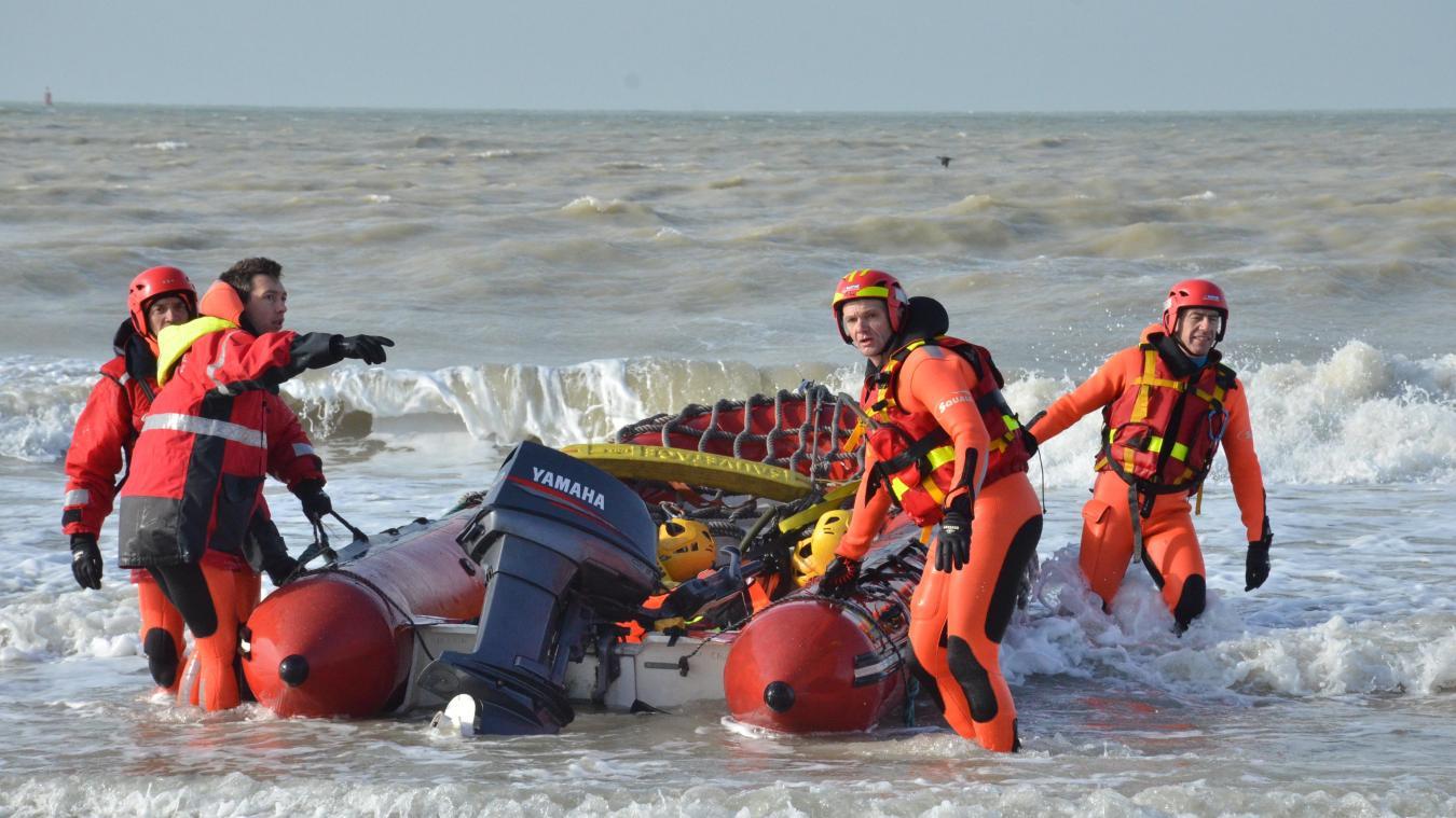 Encore une sortie en mer pour un sauvetage des secours réussi. (photo d'illustration)