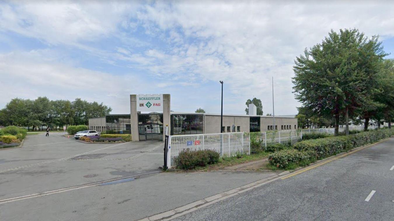 L'entreprise Schaeffler emploie 350 personnes sur son site situé zone Marcel Doret.