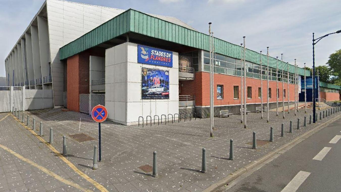 L'équipement des Stades de Flandres est réquisitionné à compter du lundi 23 mars.