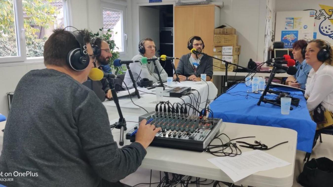 Douvrin: Radio plus s'adapte aux restrictions et aux auditeurs