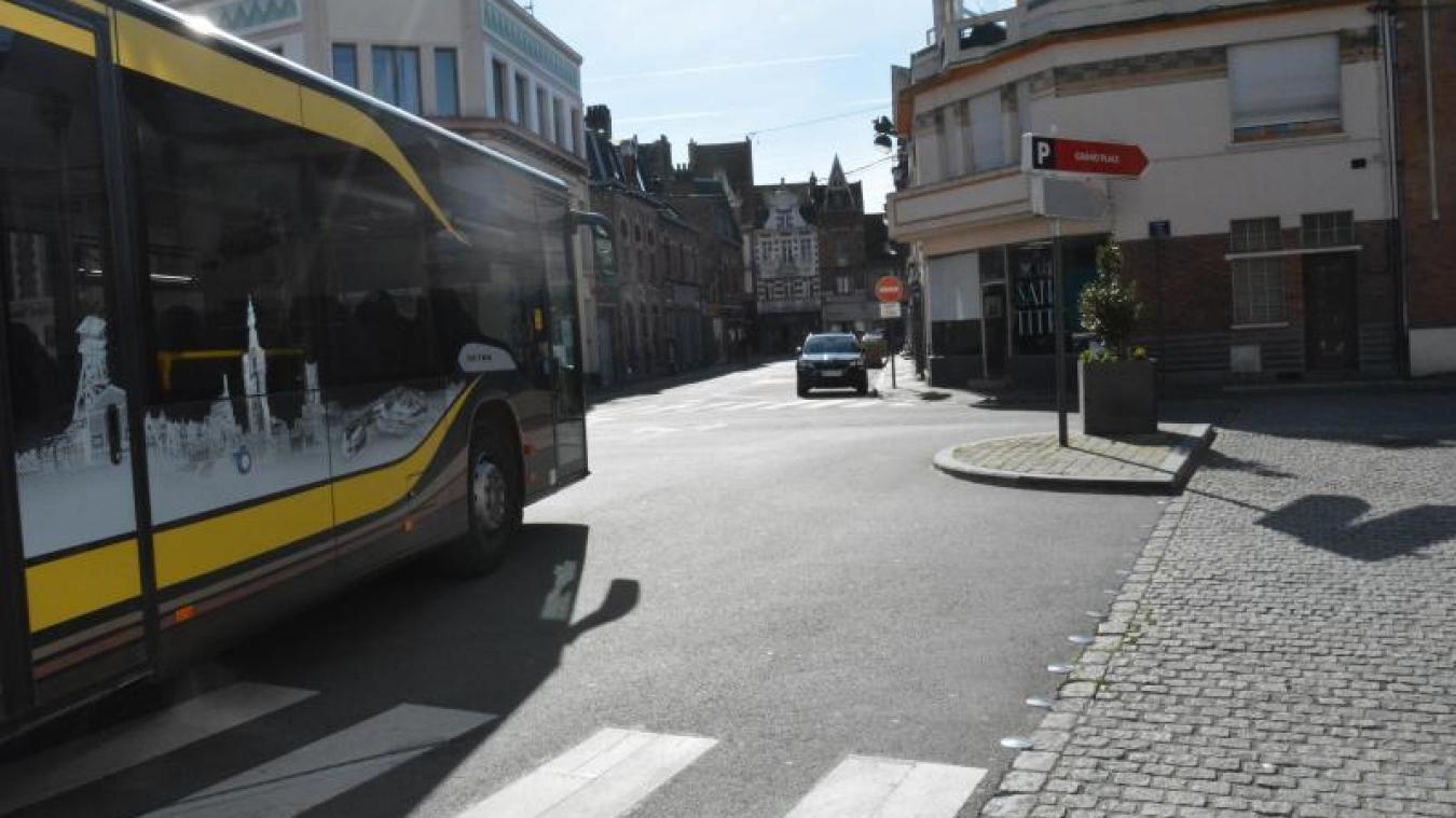 Béthune: un service minimum la semaine et aucun bus le dimanche