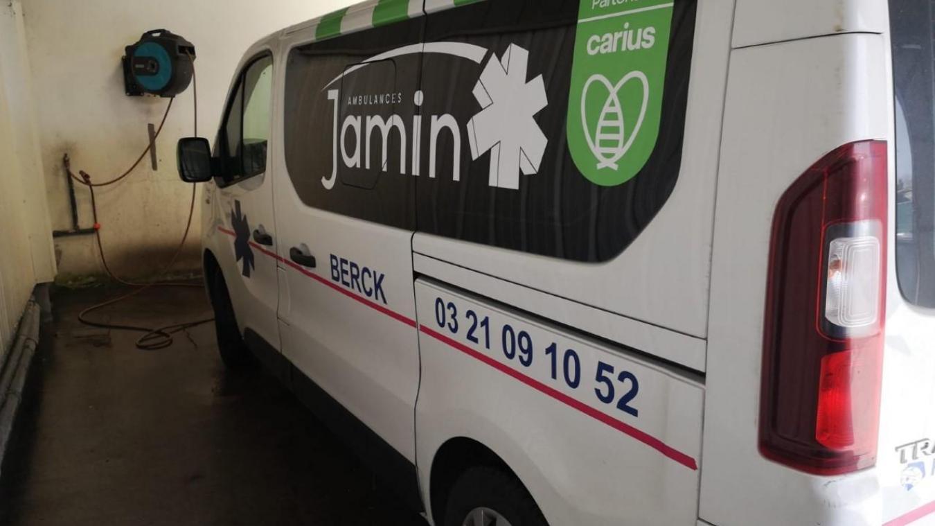 Montreuillois : les ambulances Jamin lancent un appel aux dons