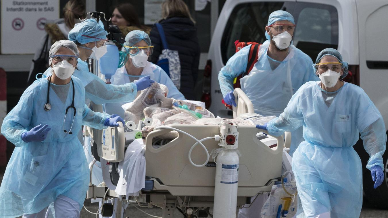 Sur les 97 patients des Hauts-de-France décédés, 50 étaient soignés dans le département de l'Oise.