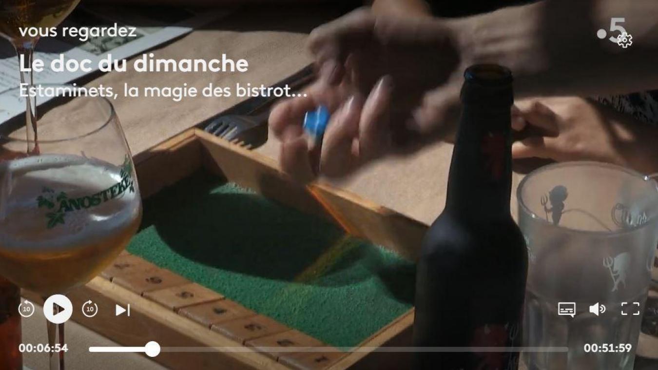 Un documentaire sur la magie des estaminets de Flandre ce dimanche sur France 5