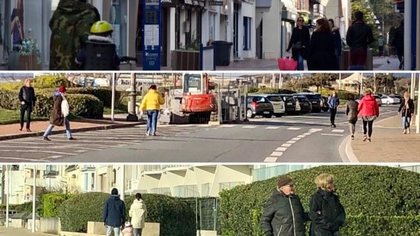 Le Touquet : la drôle de réaction des promeneurs du dimanche