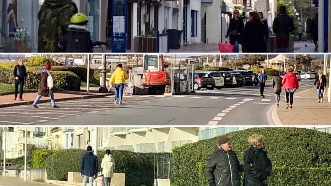 Le Touquet : la drôle de réaction des promeneurs