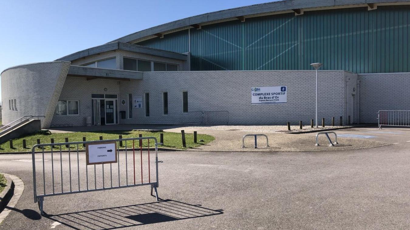Covid-19 : un centre de consultations pour adulte au COSEC