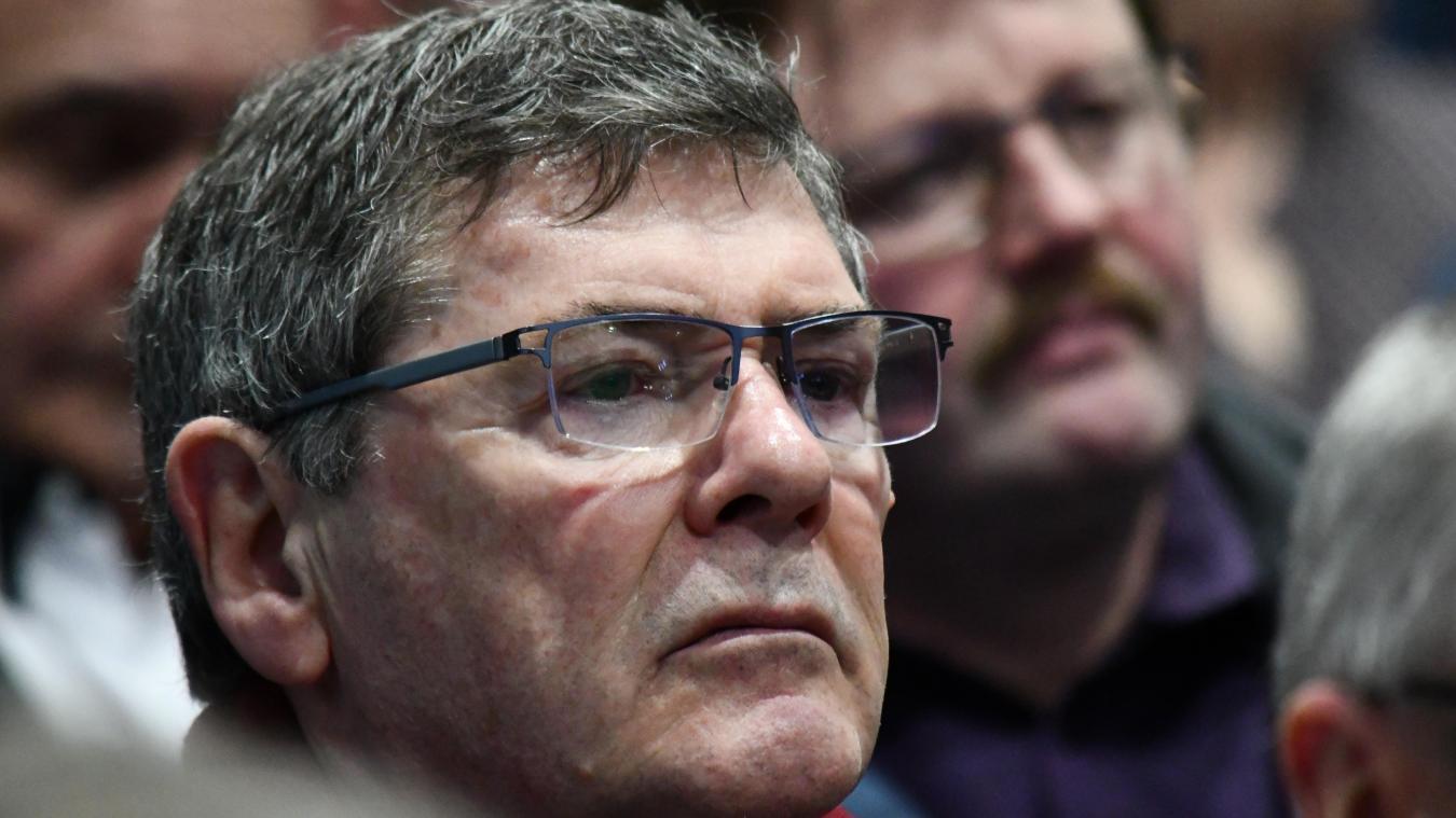 Joël Demazières n'a pas réussi son retour dans cette campagne, il avait annoncé que ce serait sa dernière tentative avant de renoncer à la vie politique.