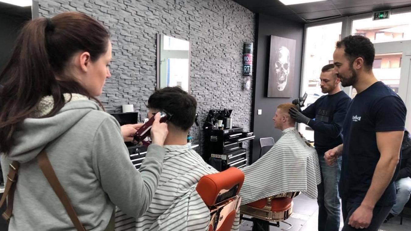 Dunkerque : Karben Barber ouvre un sixième salon à Malo