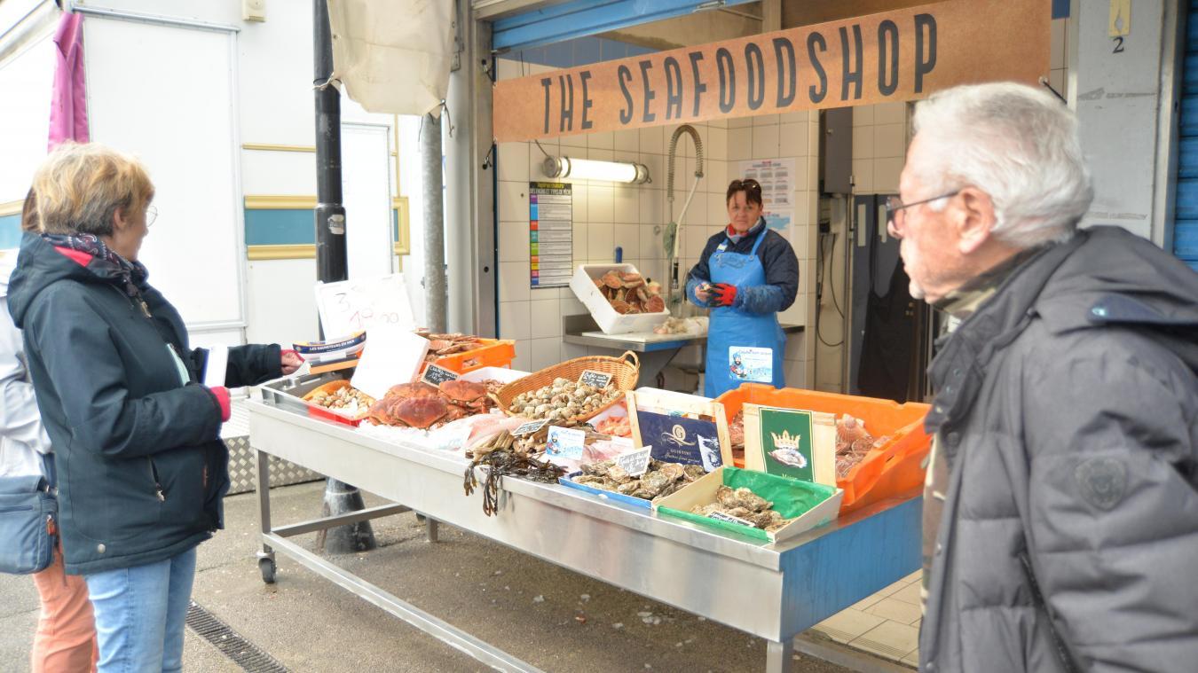Sandrine a ouvert sa boutique en octobre dernier sur le quai Gambetta.