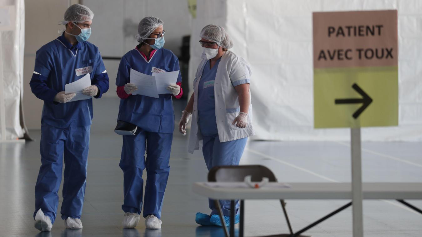 Sur les 108 patients des Hauts-de-France décédés, 57 étaient soignés dans le département de l'Oise.
