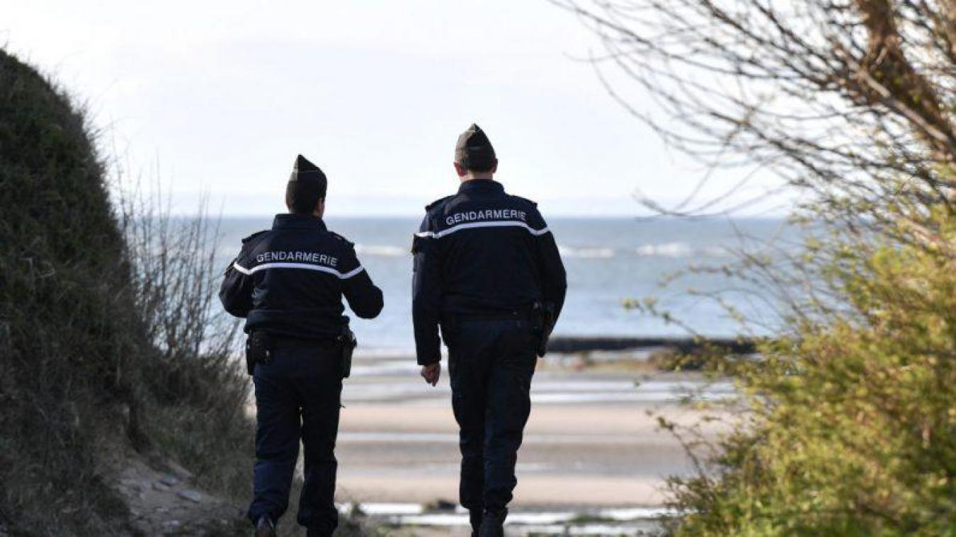 Coronavirus : confinée à Calais, elle s'entraîne encore à l'extérieur