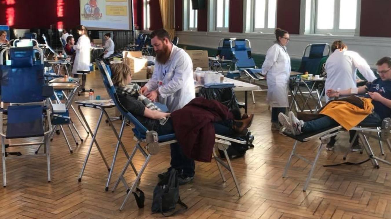 Les équipes de l'Etablissement français du sang encadreront cette collecte.