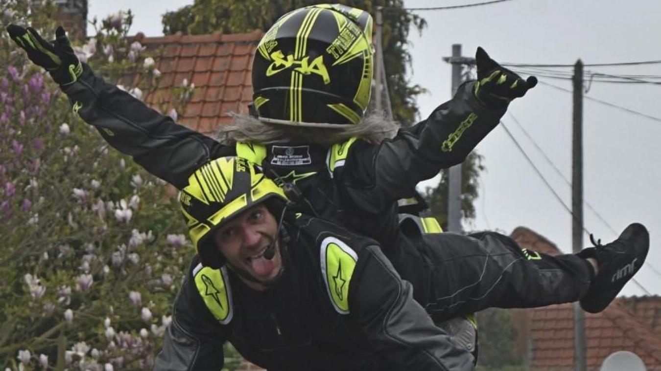 La Fête de la moto, à Mametz, c'est gratuit, et quelle ambiance !