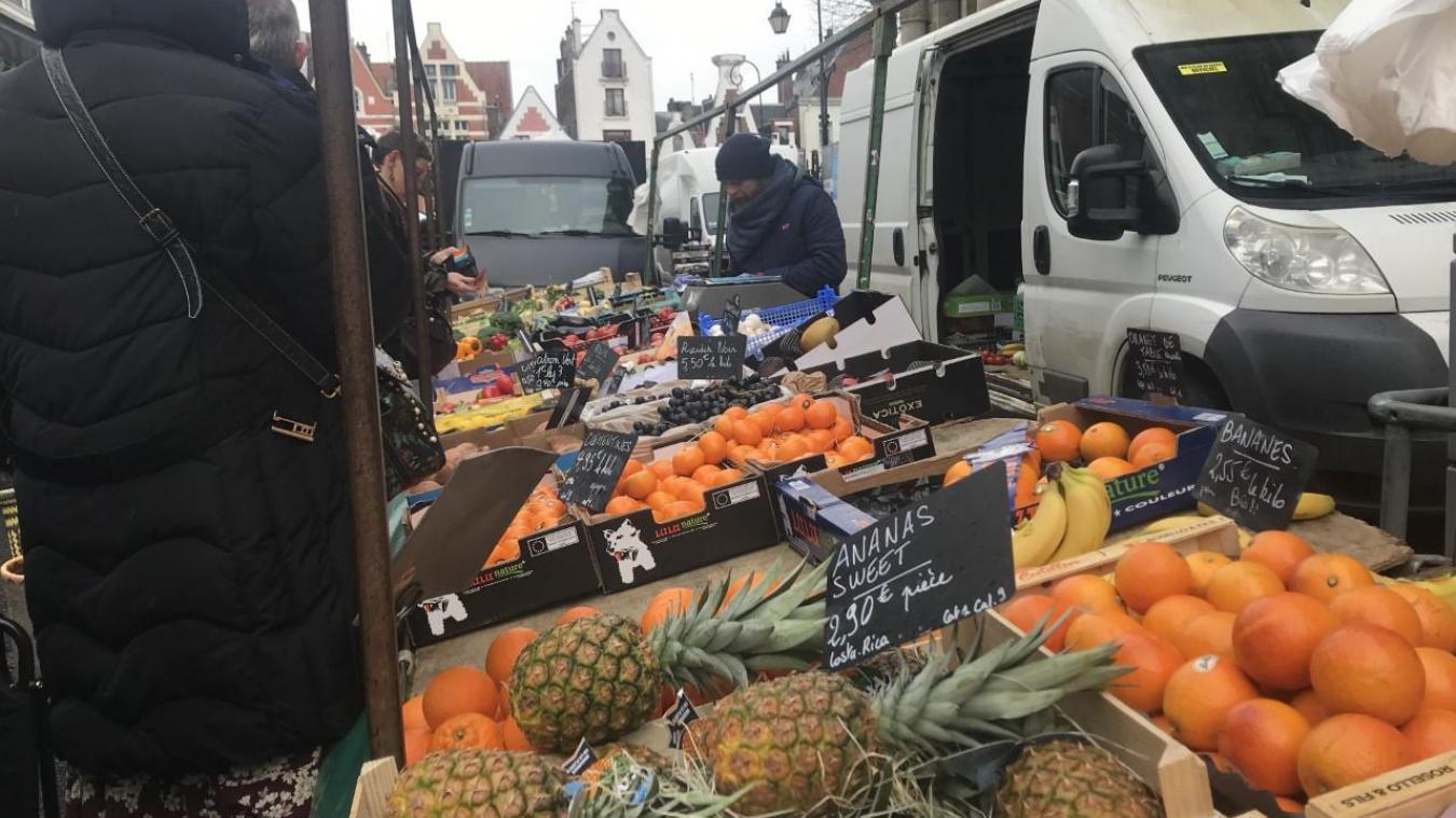 Arras : le maire souhaite maintenir quatre des cinq marchés, refus du Préfet