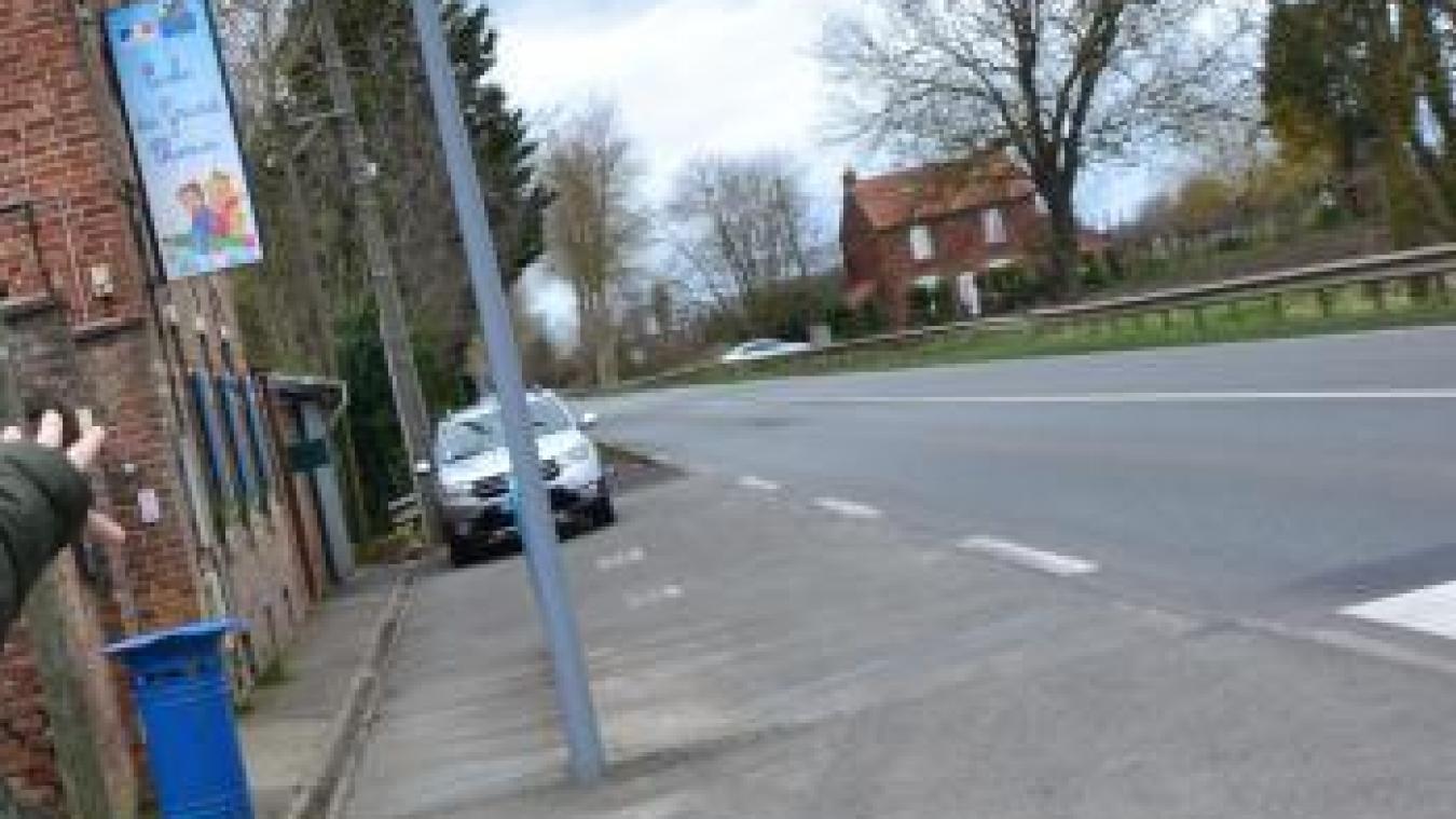 Enfin un parking pour l'école à La Gorgue