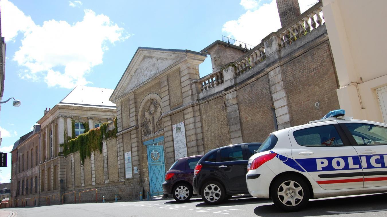 Le tribunal judiciaire de Saint-Omer vit aussi au rythme de la lutte contre l'épidémie de Covid-19.