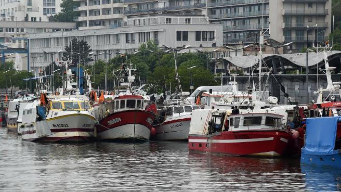 Les forces de l'ordre avaient reçu un appel signalant une personne partant avec six plaques en inox, après les avoir remontées d'un bateau.