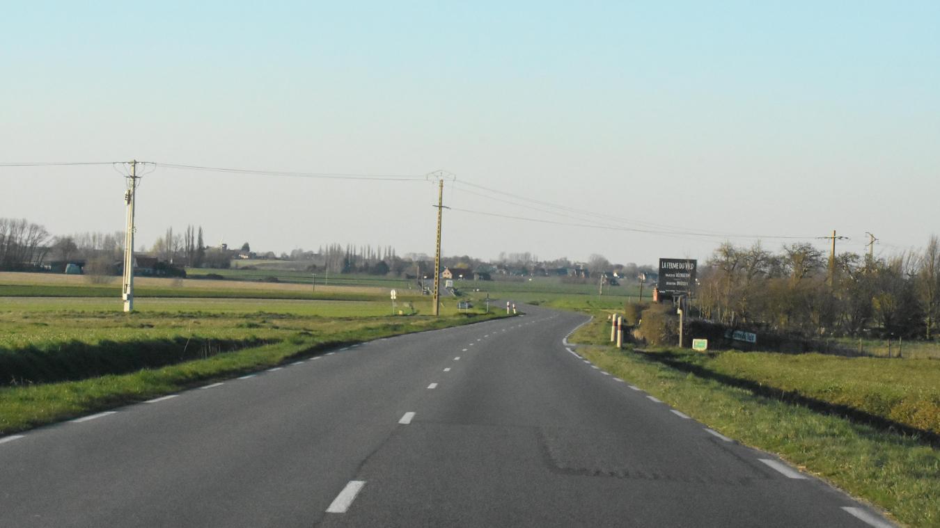 [Vidéo accélérée] Les rues de Flandre quasiment toutes désertes