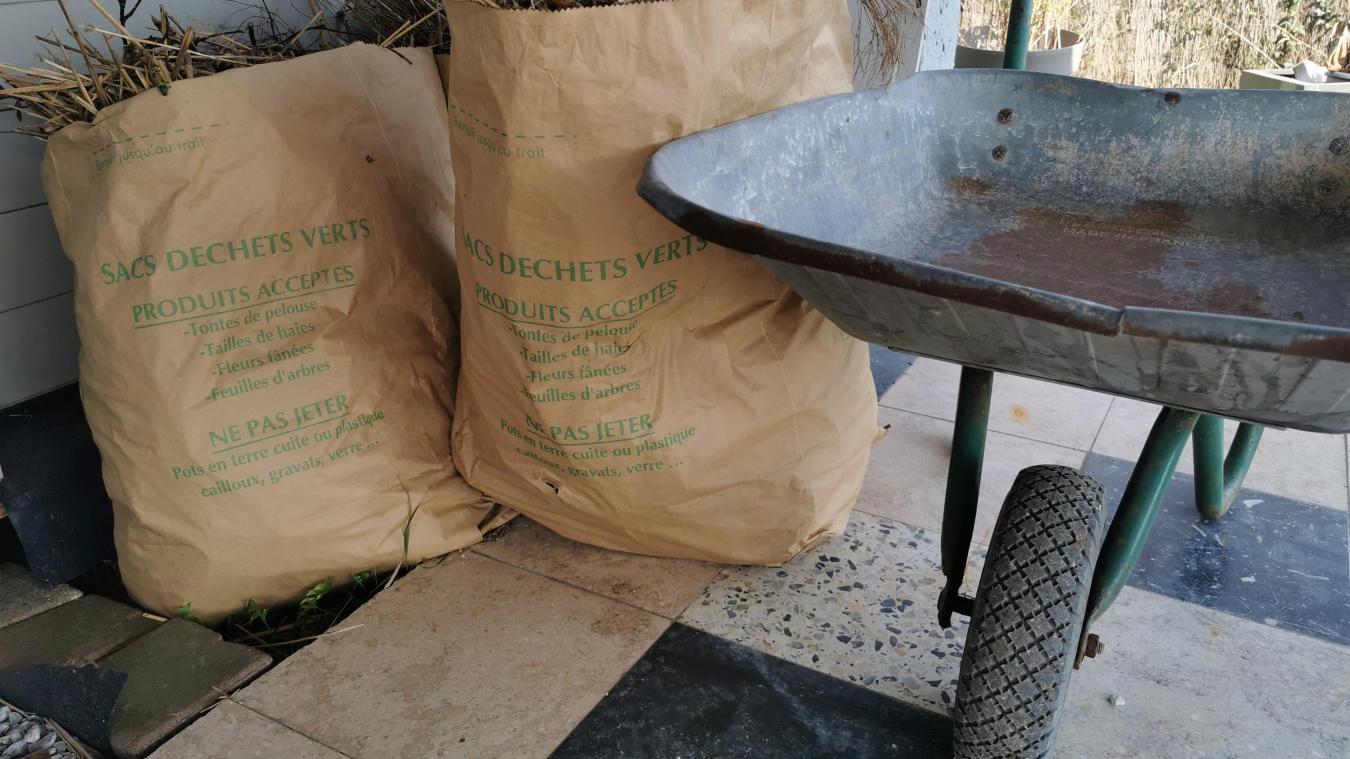 Cucquois réjouissez-vous, le ramassage de déchets verts reprend la semaine prochaine!