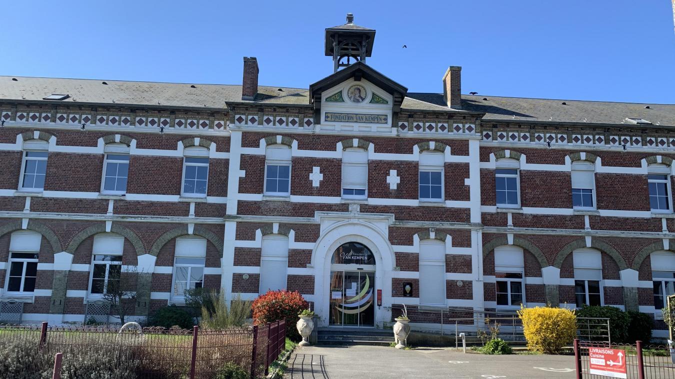 La maison de retraite d'Arnèke est inaccessible aux visiteurs depuis lundi 9 mars.