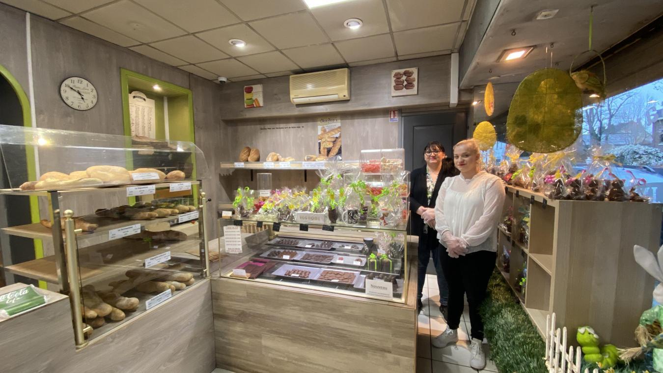 La boulangerie Dequidt s'adapte à la situation pour rendre service tant aux clients qu'aux commerçants.