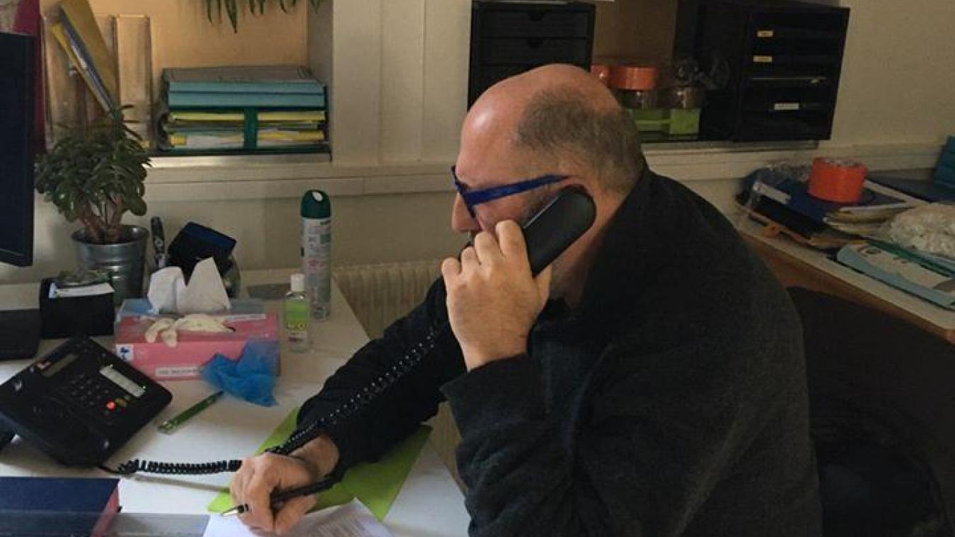 Givenchy-en-Gohelle, Pierre Senechal : «Ils attendent mon appel»