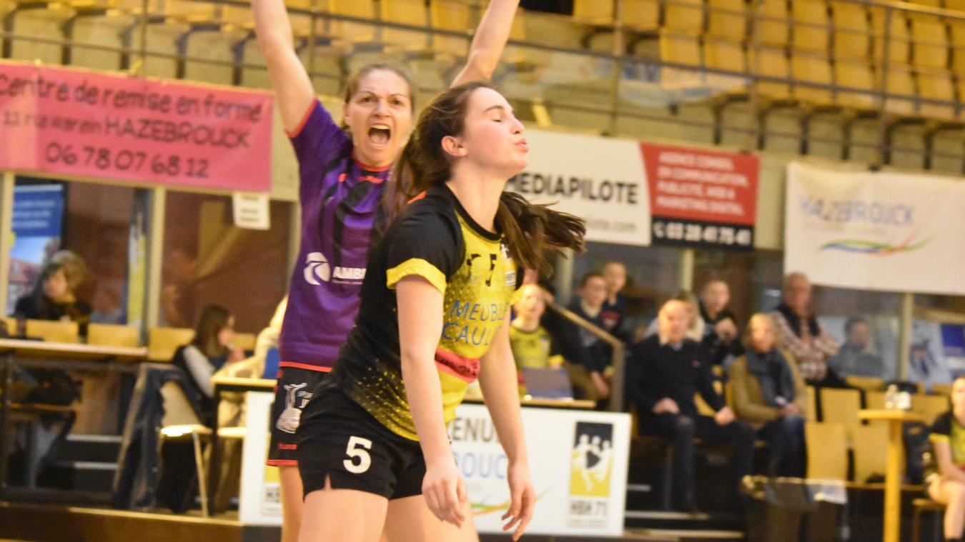 Saison terminée pour les handballeurs d'Hazebrouck