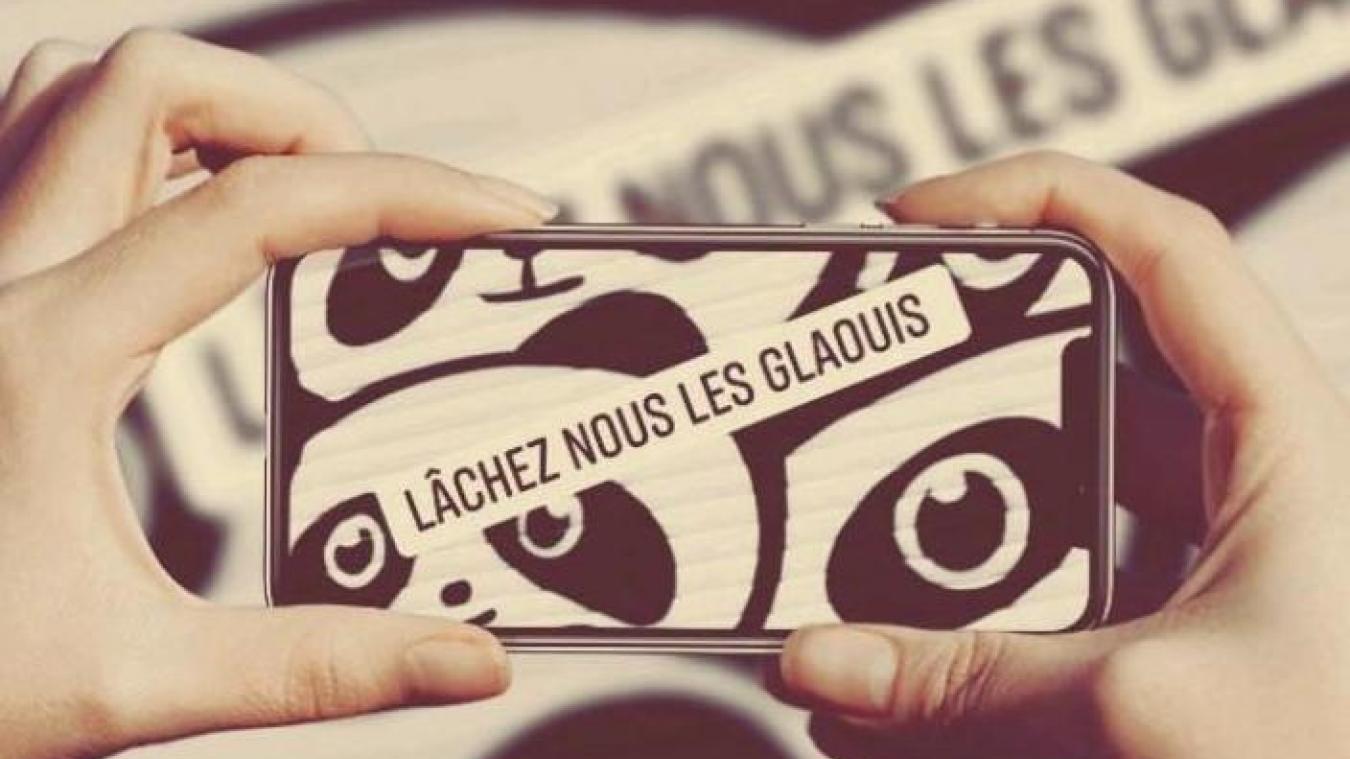Avec «lâchez nous les Glaouis», des Calaisiens s'amusent du confinement