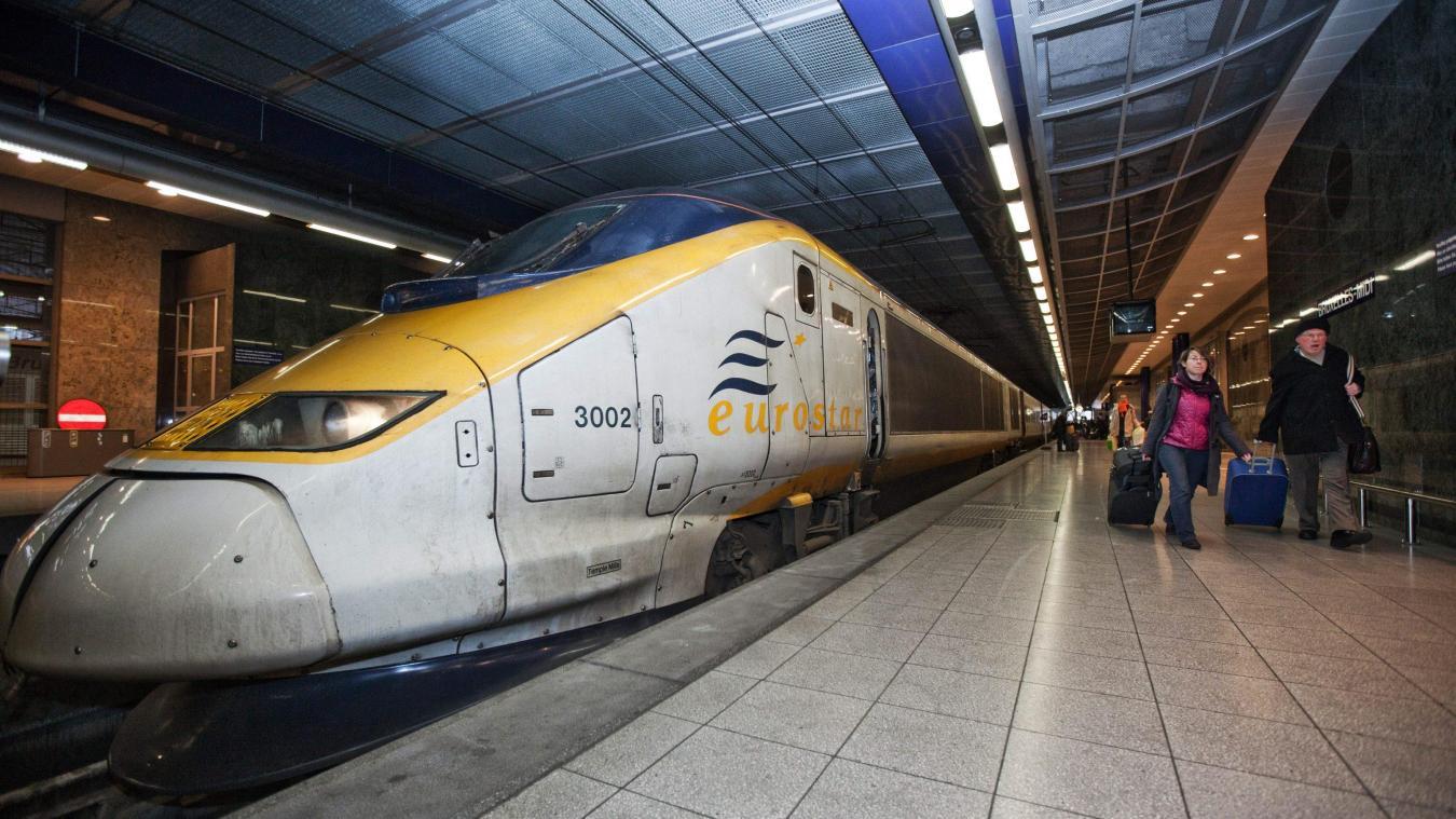 Getlink est touché par la baisse du nombre de passagers. Et ça a des conséquences sur la circulation dans le Tunnel sous la Manche.
