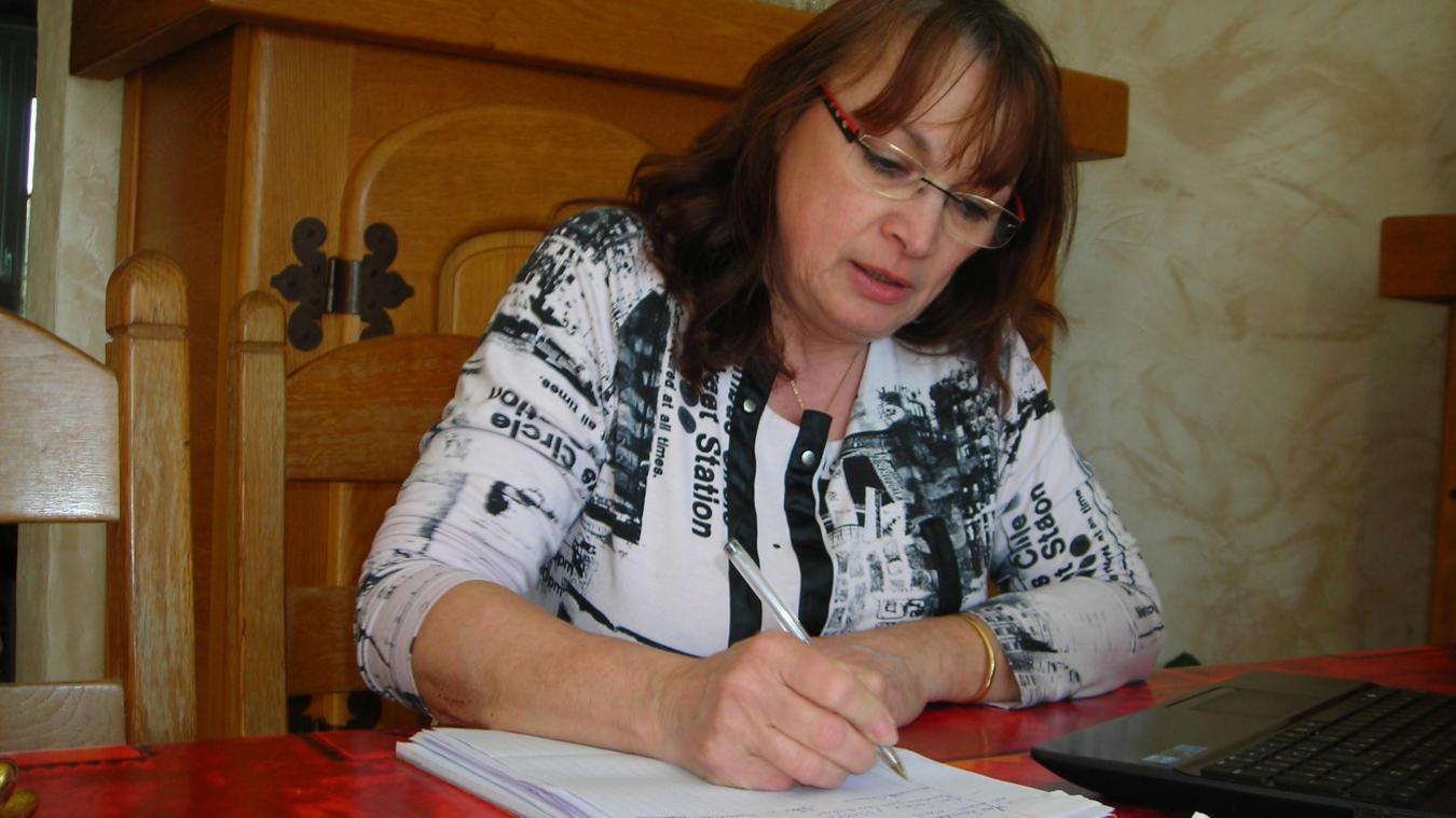 Suspectée d'être porteuse du coronavirus, Patricia Duvieubourg militante connue pour avoir défendu les petites pensions des retraités, a passé plusieurs jours au sein de l'unité Covid-19 de l'hôpital de Calais.