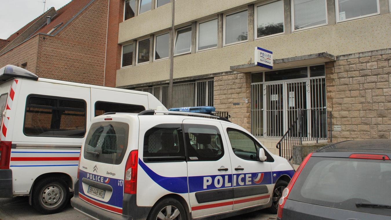 Le commissariat d'Hazebrouck se réorganise pour faire face à la crise.