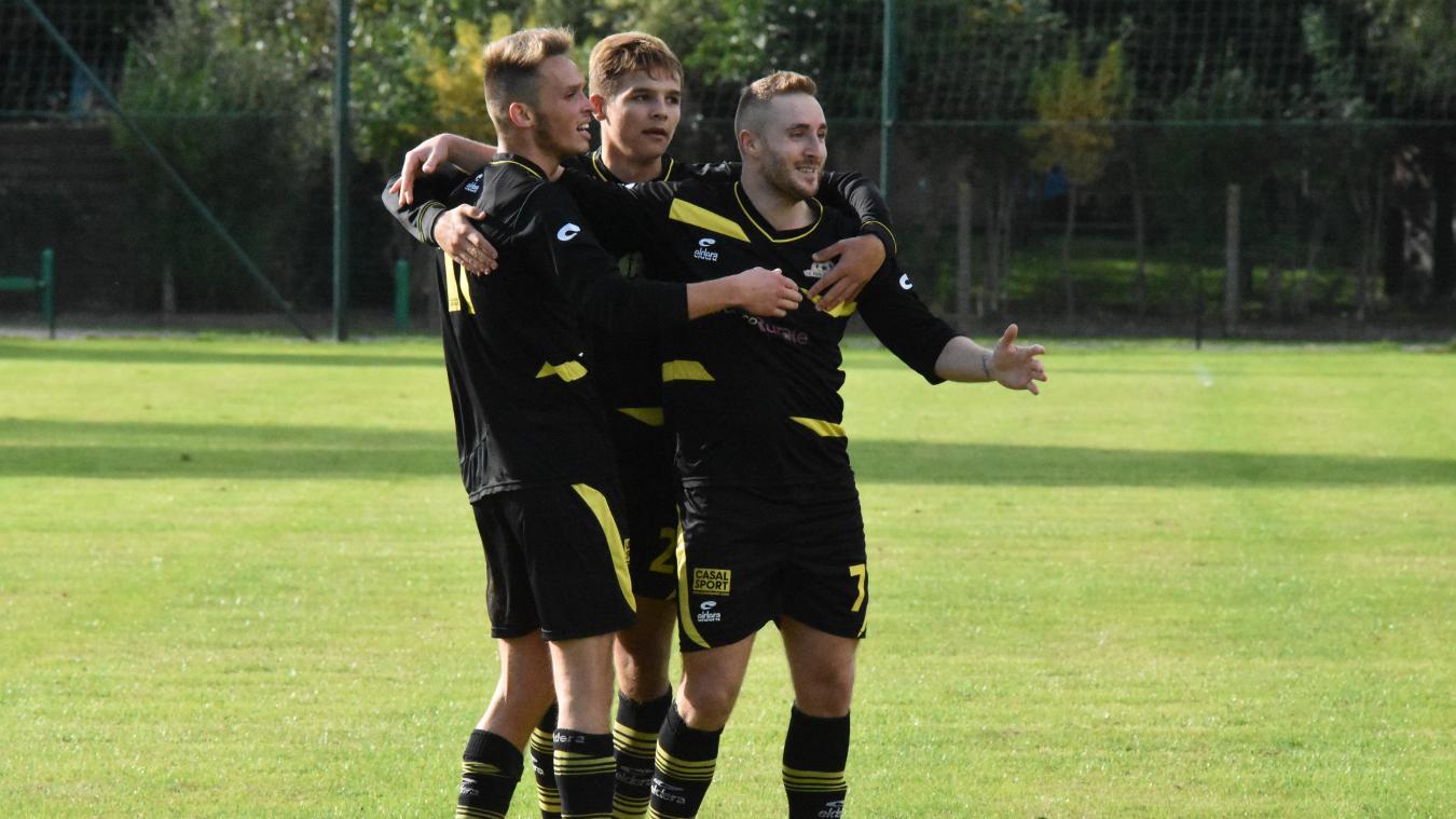 Trois clubs de Flandre en Régionale 1 la saison prochaine?
