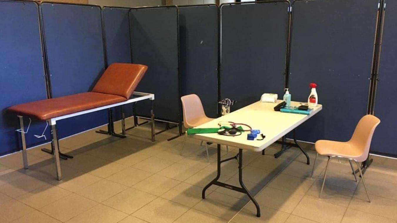 Avec le soutien des municipalités de Wimille-Wimereux, les médecins et pharmaciens des deux communes ont mis sur pied un centre d'accueil des patients présentant les symptômes du coronavirus. Il était en phase de test en début de semaine.