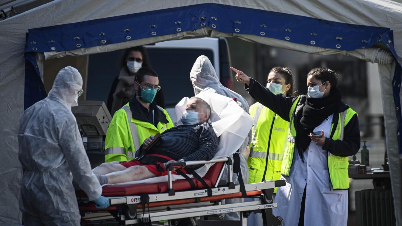 Depuis le 25 février, 330 personnes sont décédées du coronavirus dans les structures hospitalières des cinq départements des Hauts-de-France.