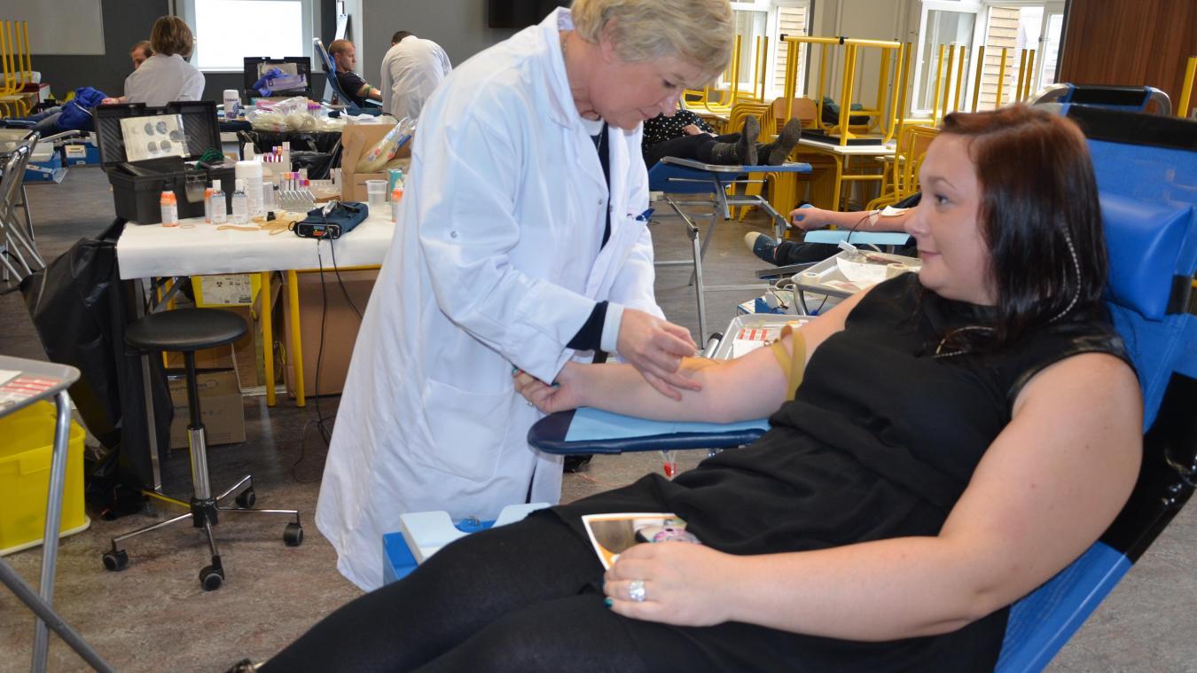 Les collectes de sang continuent, mais exclusivement sur rendez-vous pendant la crise sanitaire. (Photo illustration)