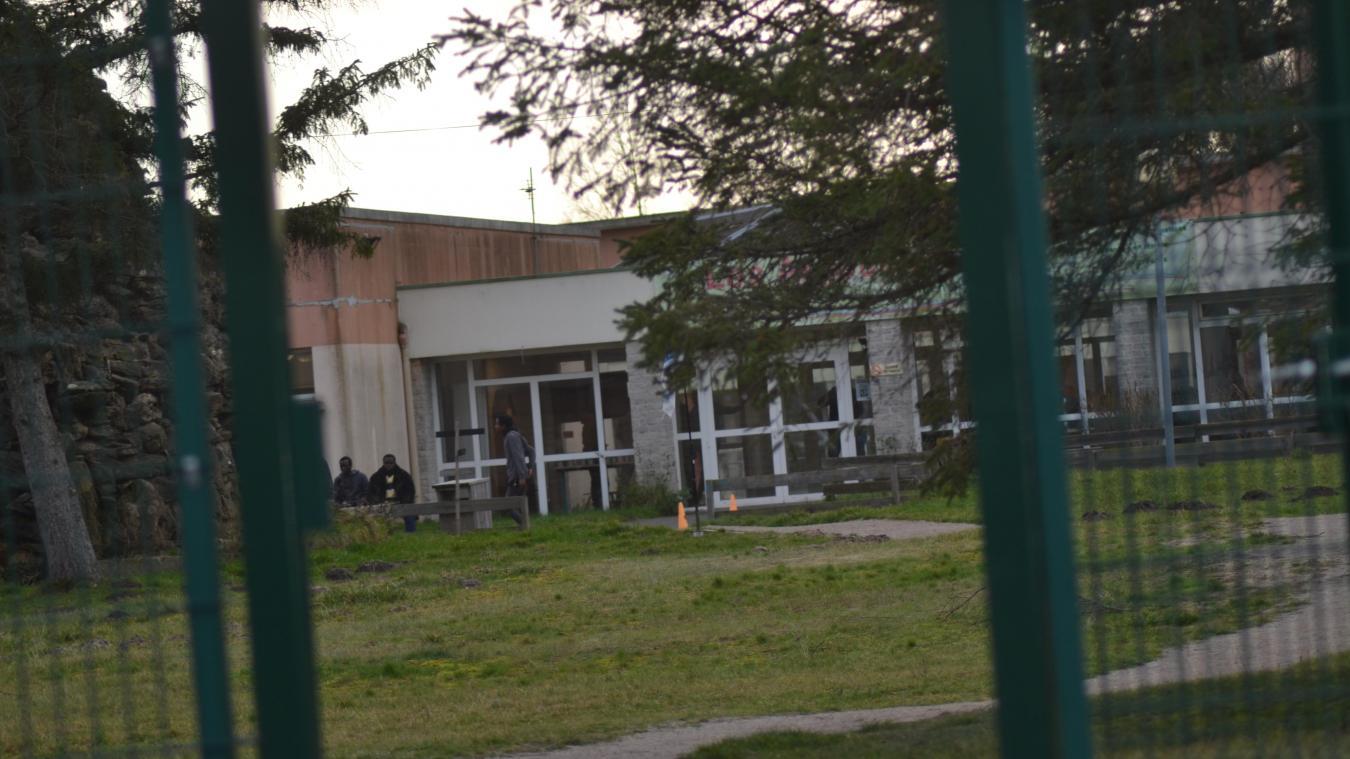 Le centre ds Argousiers à Merlimont est réquisitionné par le préfet pour accueillir le confinement d'une centaine de migrants.
