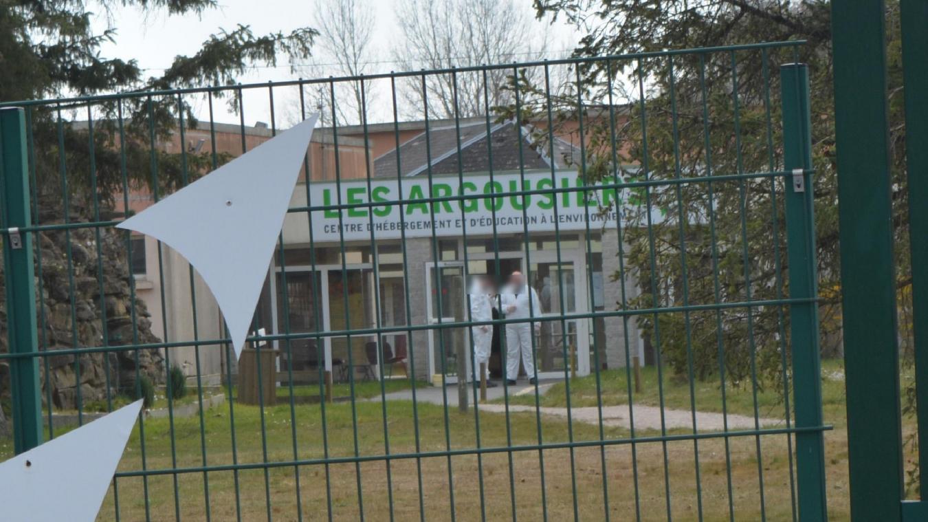 Merlimont : une trentaine de migrants placés aux Argousiers