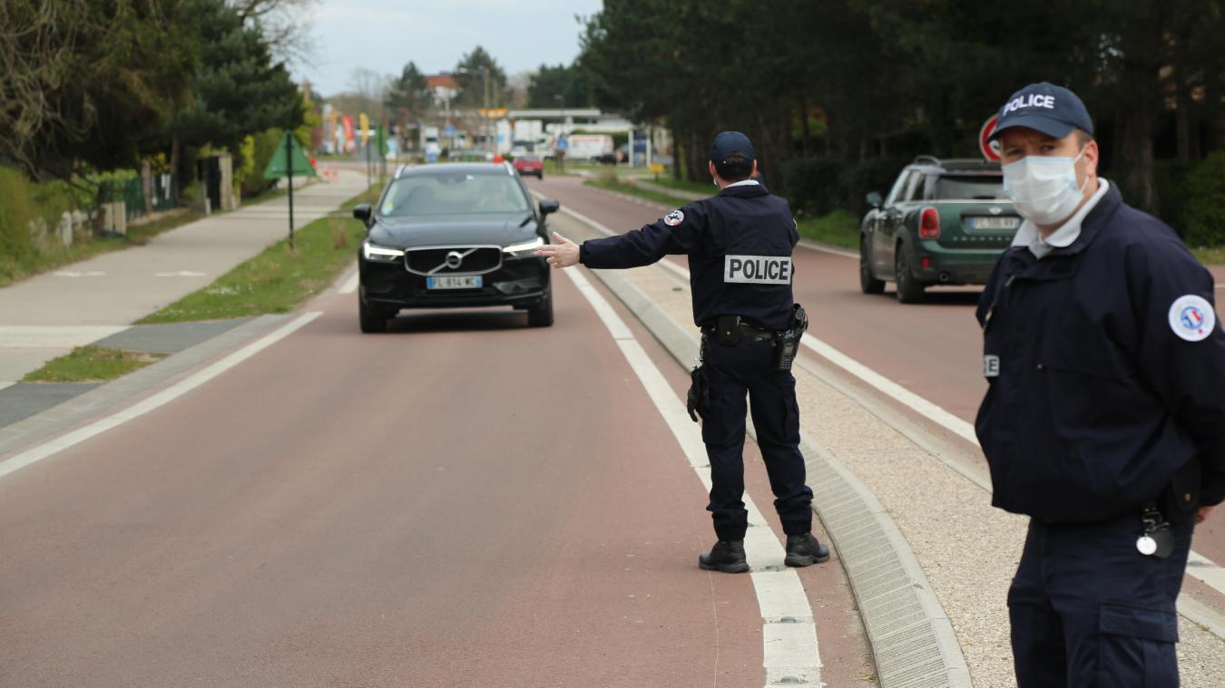 Des contrôles de police et de gendarmerie sont prévus durant tout le week-end notamment à l'entrée des stations balnéaires.