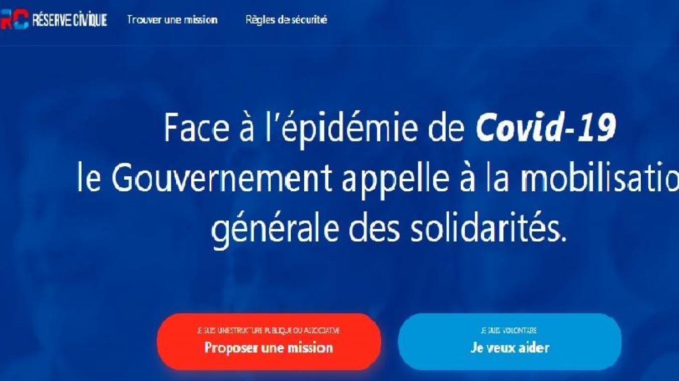 A l'image de la plateforme « jeveuxaider », plusieurs initiatives ont été mises en place récemment pour favoriser la solidarité.