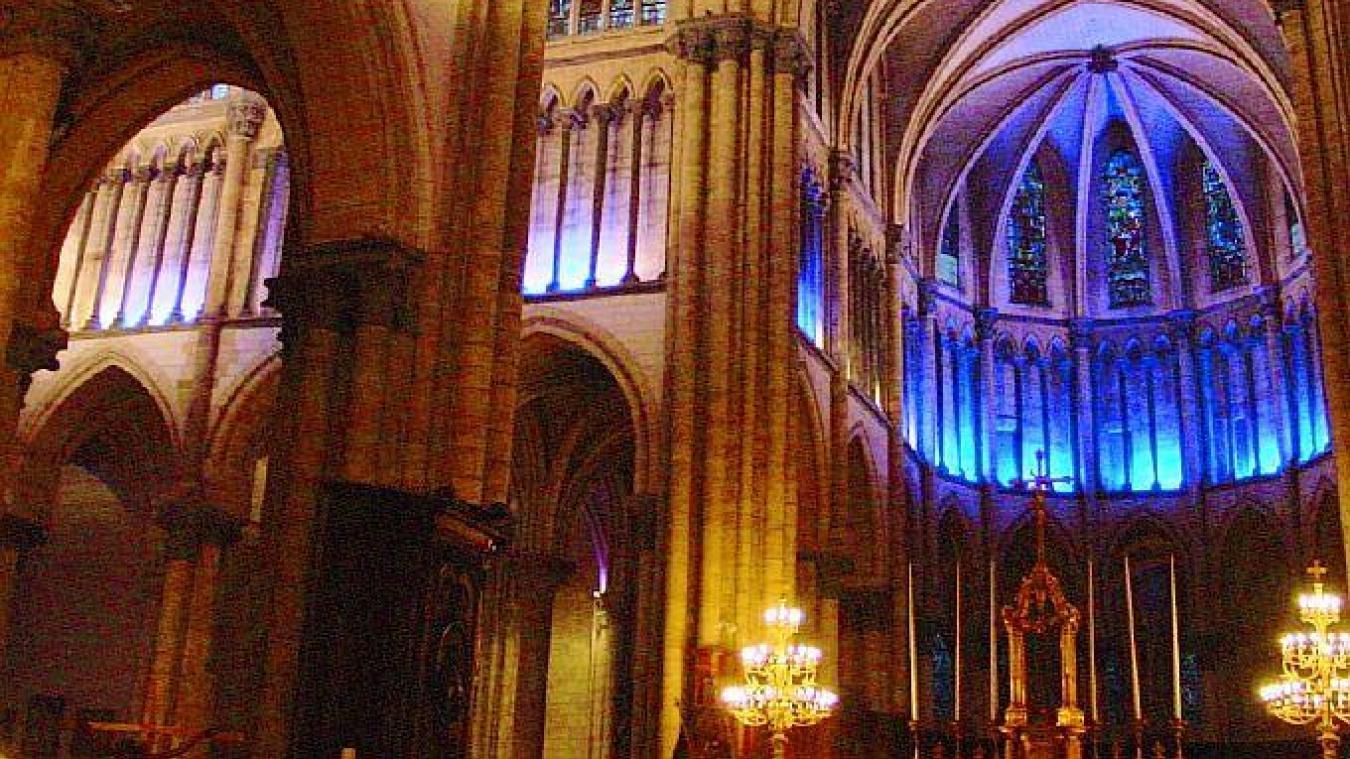 Messe des Rameaux en direct de la cathédrale de Saint-Omer
