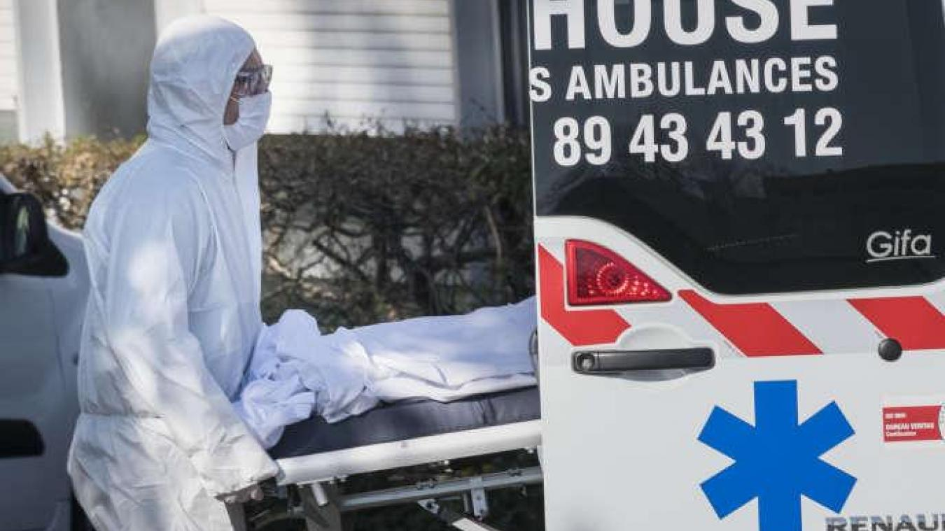 À Calais, le manque de protection des ambulanciers a des conséquences. (Photo d'illustration).