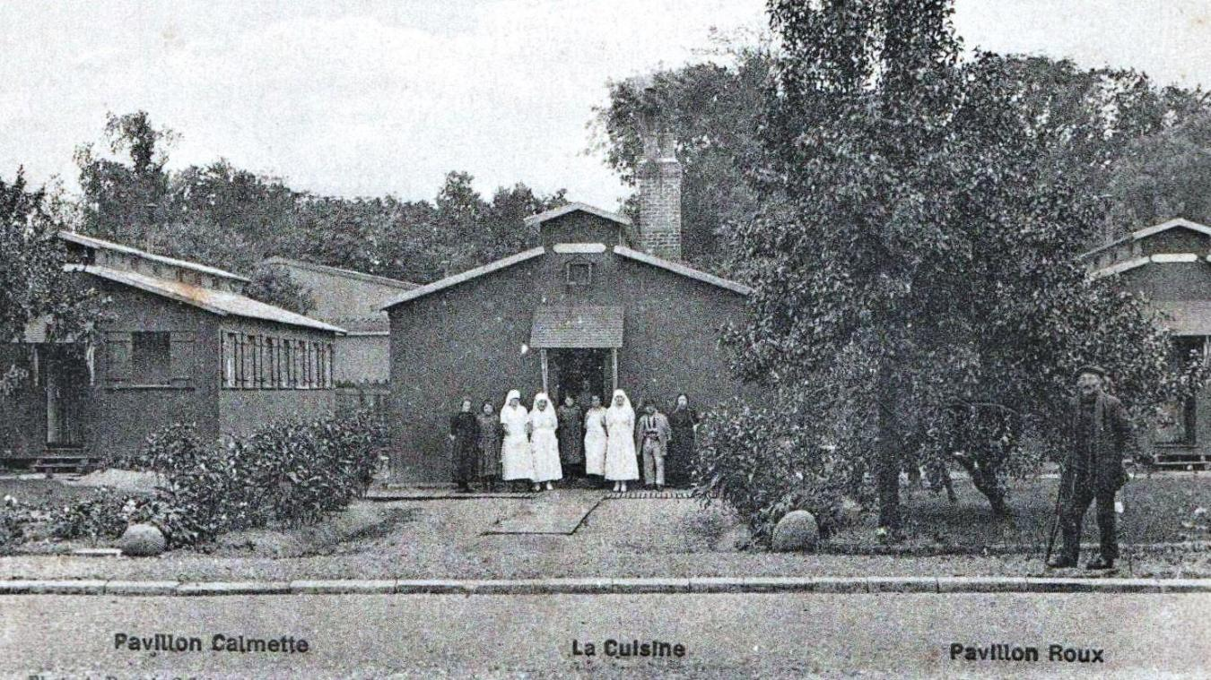 Calais au temps de la tuberculose