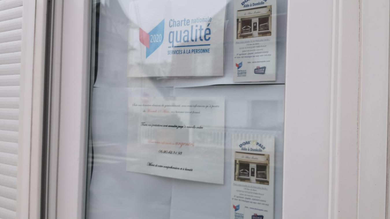 La fermeture de Dom Opale au Touquet n'est que provisoire!
