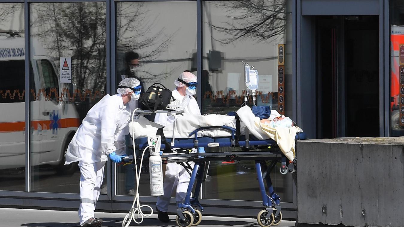 597 personnes sont mortes du coronavirus dans les hôpitaux français ces 24 dernières heures.