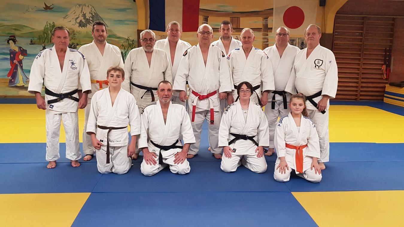 Du judo jusqu'à la fin du mois d'août