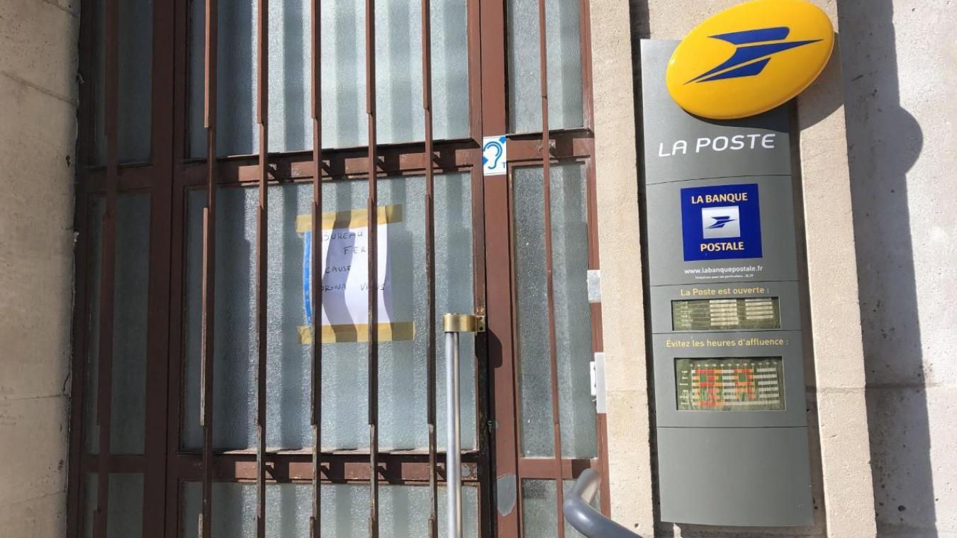 Montreuil : la Poste rouvre ses portes la semaine prochaine